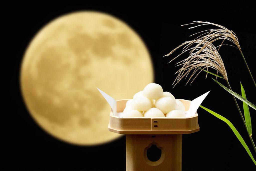 Цукими мацури – праздник любования луной