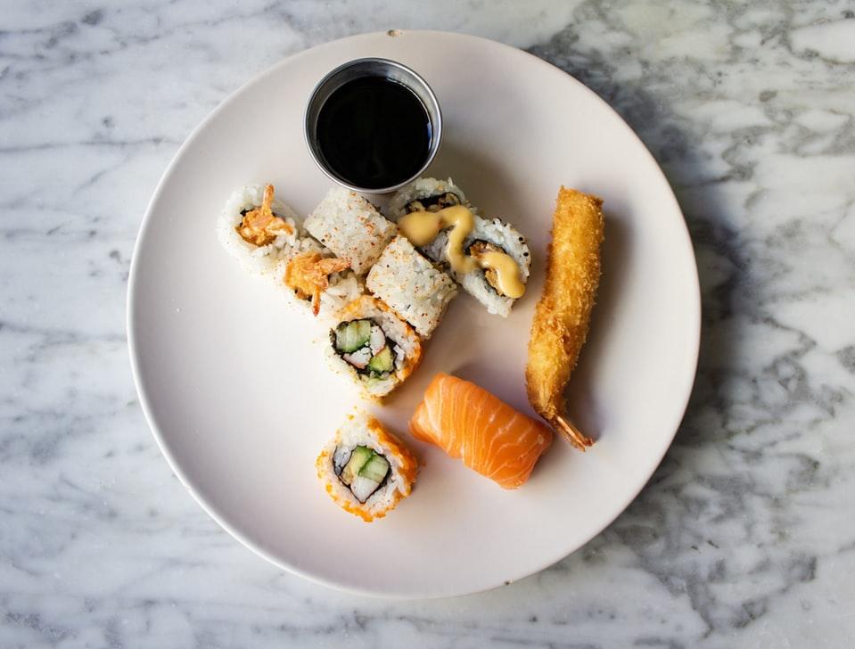 Чем полезна японская кухня?