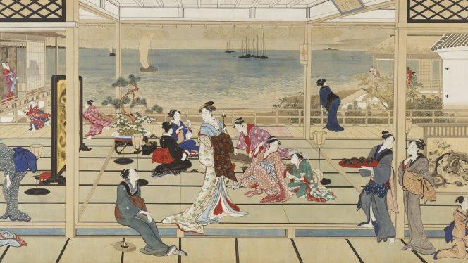 Эпоха Эдо в Японии прославилась невероятной стабильностью и подлинным расцветом японской культуры. Взамен японцам выпала полная изоляция от внешнего мира.
