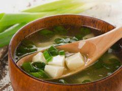 Мисосиру – суп японских долгожителей