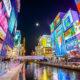 Осака: водяная столица Японии