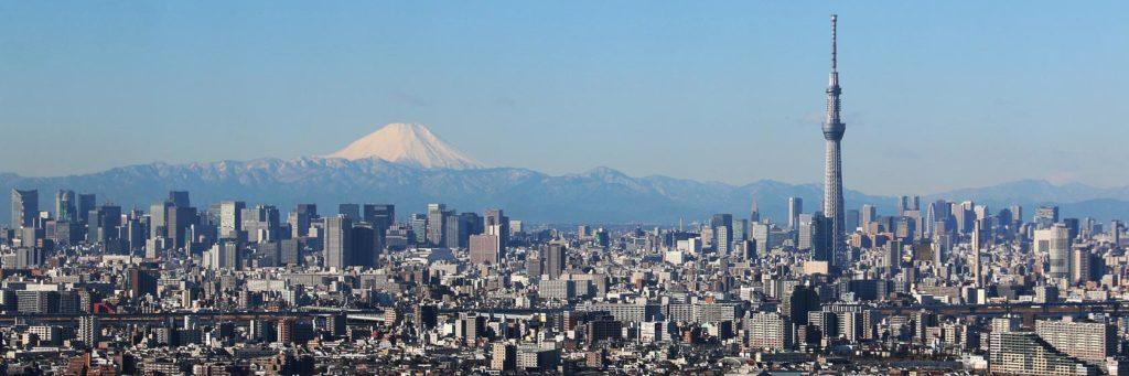 Столица Японии – Токио.