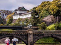 Замок Эдо: колыбель древней столицы