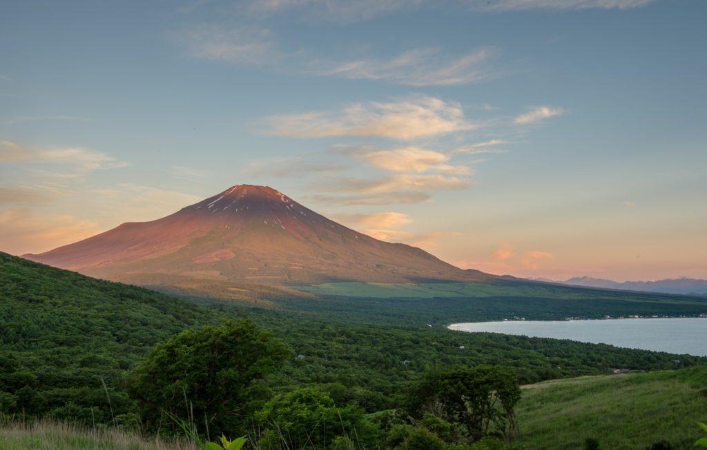 Фудзияма – самый большой вулкан Японии