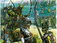 Хубилай, самураи и камикадзе