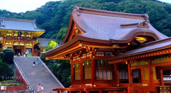 Камакура — город самураев, храмов и пляжей