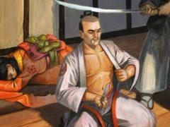 Харакири — способ ритуального самоубийства