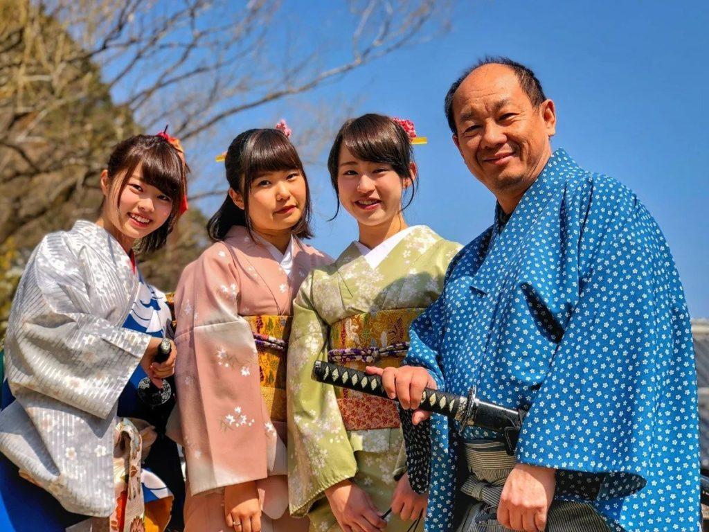 Социальные особенности японцев